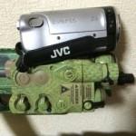 サバゲーで使うガンカメラマウントについて(゚∀゚)