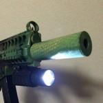 東京マルイMP5kをライトカスタム( ´・ω・`)