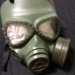 ガスマスク型フルフェイスゴーグルって、、、