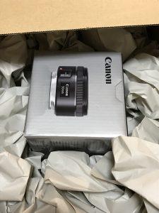Canon 単焦点レンズ 2