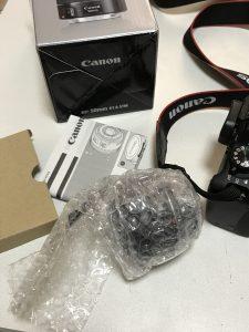 Canon 単焦点レンズ