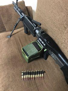 7.62弾ベルトリンク