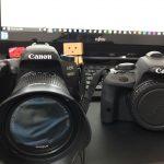 Canon一眼レフカメラ9000Dがあらわれた(●´ω`●)