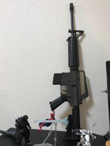 M4,M16