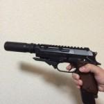 電動M93Rのカスタムスライドが緩い件( ´・ω・`)