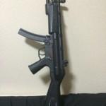電動MP5A4って最近フィールドで見ない気が、、、( ´・ω・`)