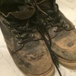 サバゲーで履くのは靴?ブーツ?(@ ̄ρ ̄@)